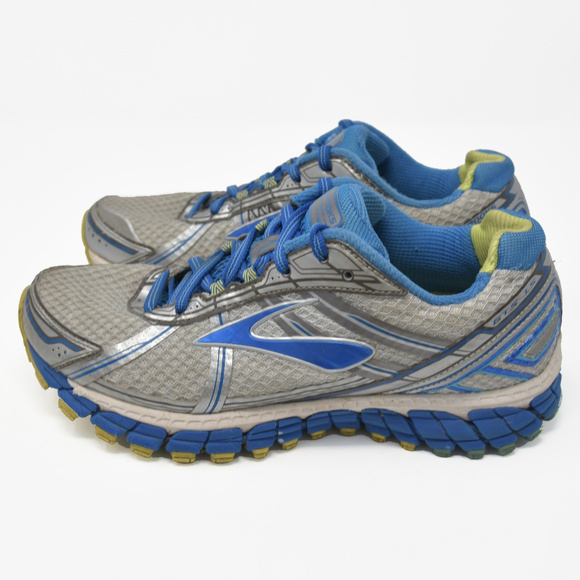cdb993c901950 Brooks Shoes - Brooks Adrenaline GTS 15 Sz 8.5 Blue Running Shoes